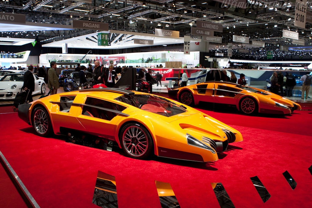 Sbarro    - 2010 Geneva International Motor Show