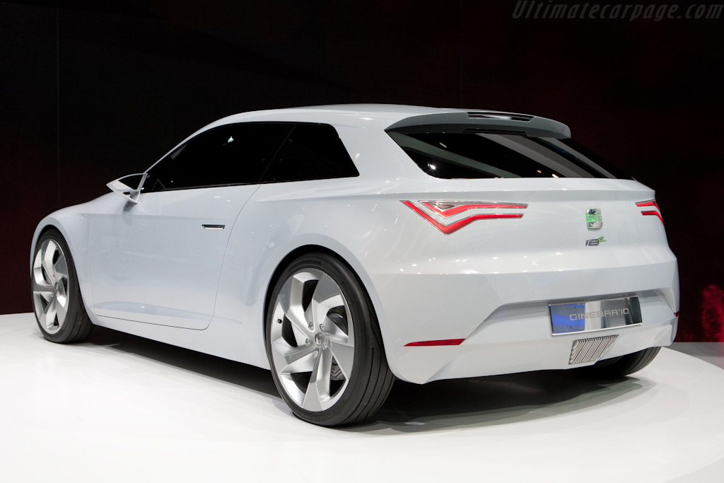 Seat IB2 Concept    - 2010 Geneva International Motor Show