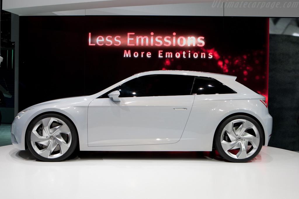 Seat IB2 Concept    - 2010 Geneva International Motor Show