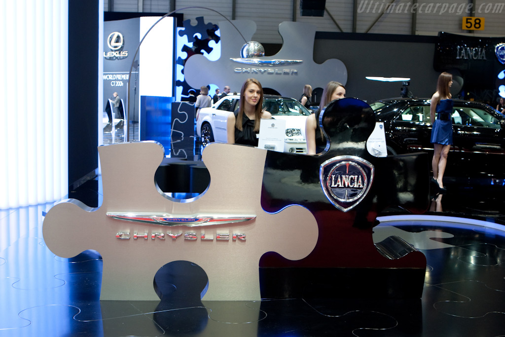 Two pieces of the same puzzle?    - 2010 Geneva International Motor Show