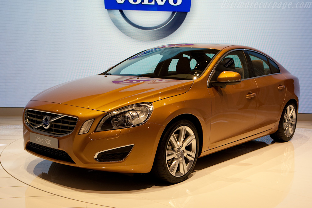 Volvo S60    - 2010 Geneva International Motor Show