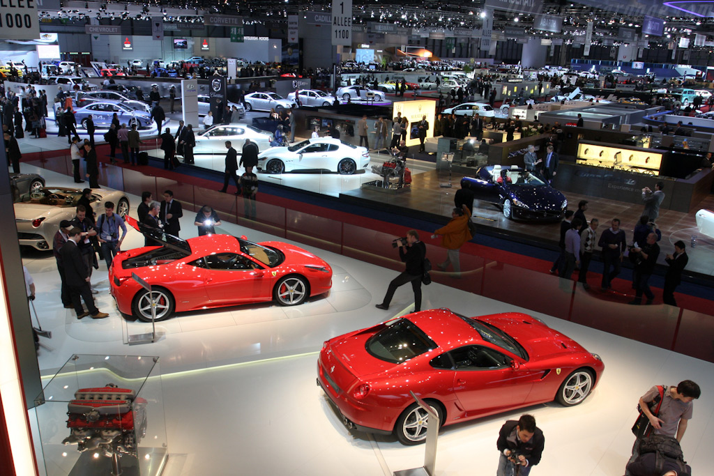 Welcome to Geneva    - 2010 Geneva International Motor Show