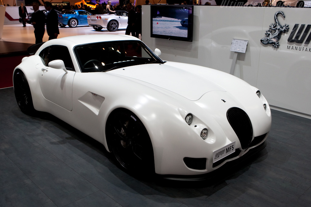 Wiesmann MF5 GT    - 2010 Geneva International Motor Show