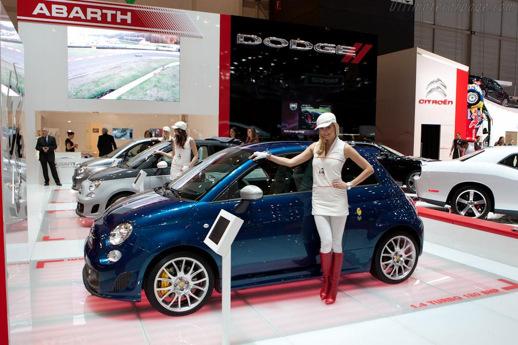 Abarth   - 2011 Geneva International Motor Show
