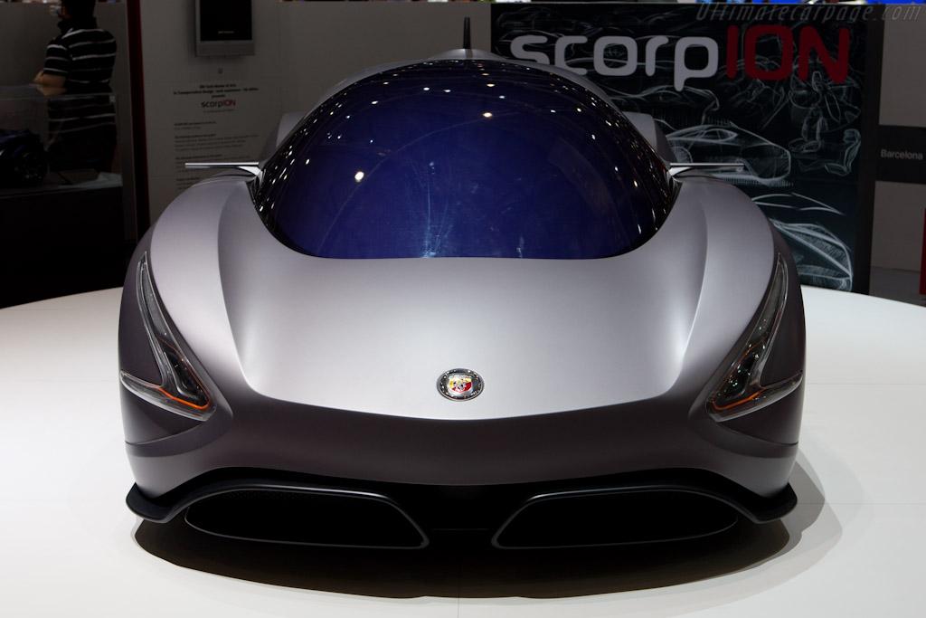Abarth Scorpion by IED    - 2011 Geneva International Motor Show