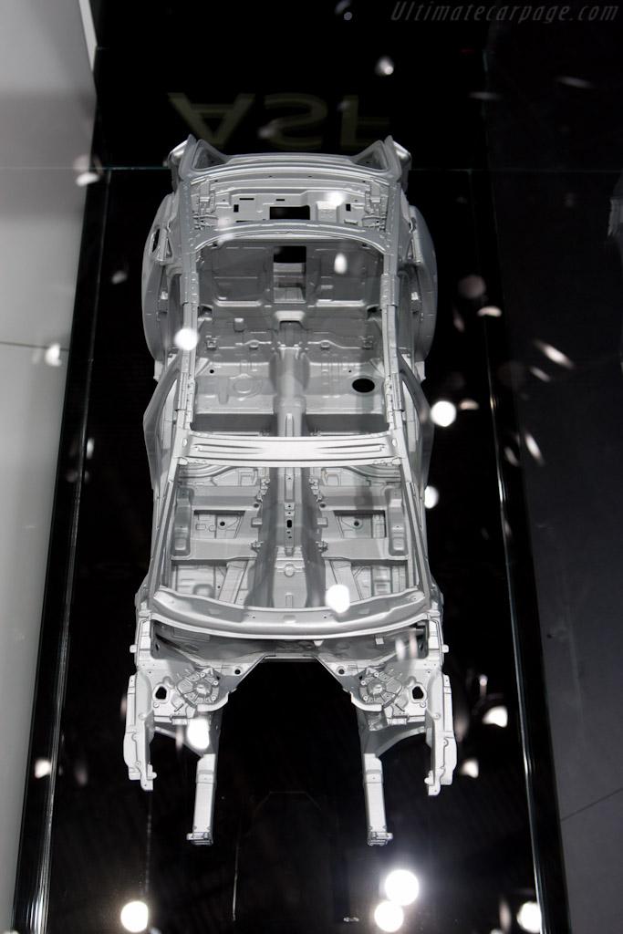 Audi ASF    - 2011 Geneva International Motor Show
