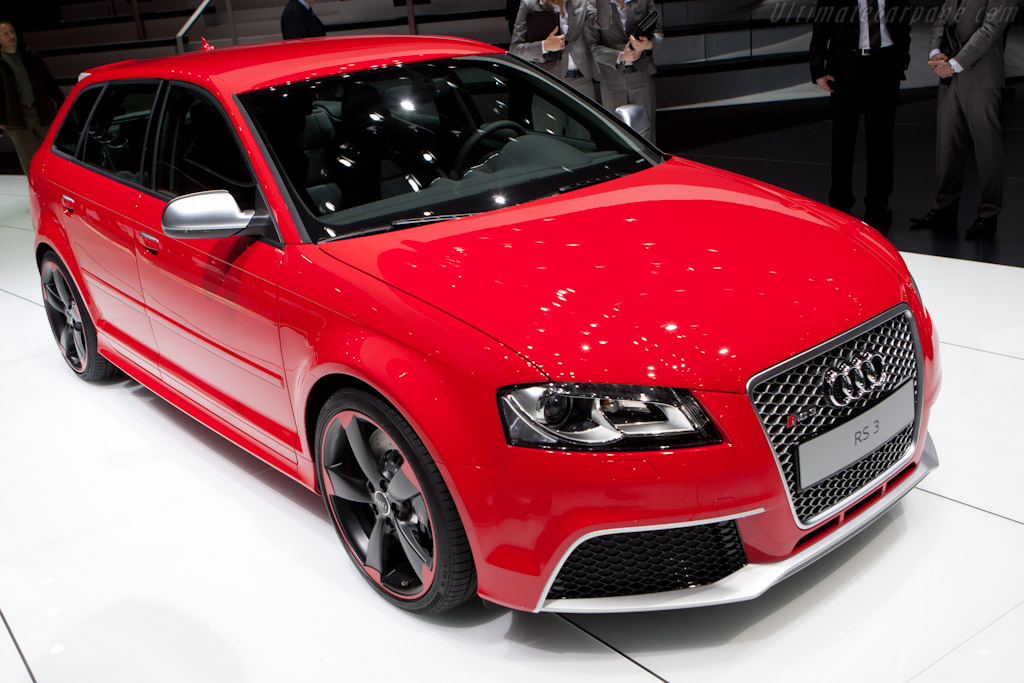 Audi RS3    - 2011 Geneva International Motor Show