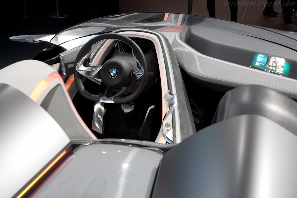 BMW Vision ConnectDrive    - 2011 Geneva International Motor Show
