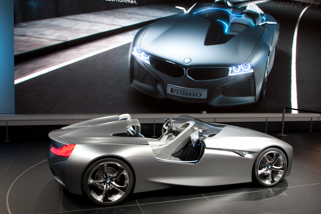 BMW Vision ConnectDrive   - 2011 Geneva International Motor Show