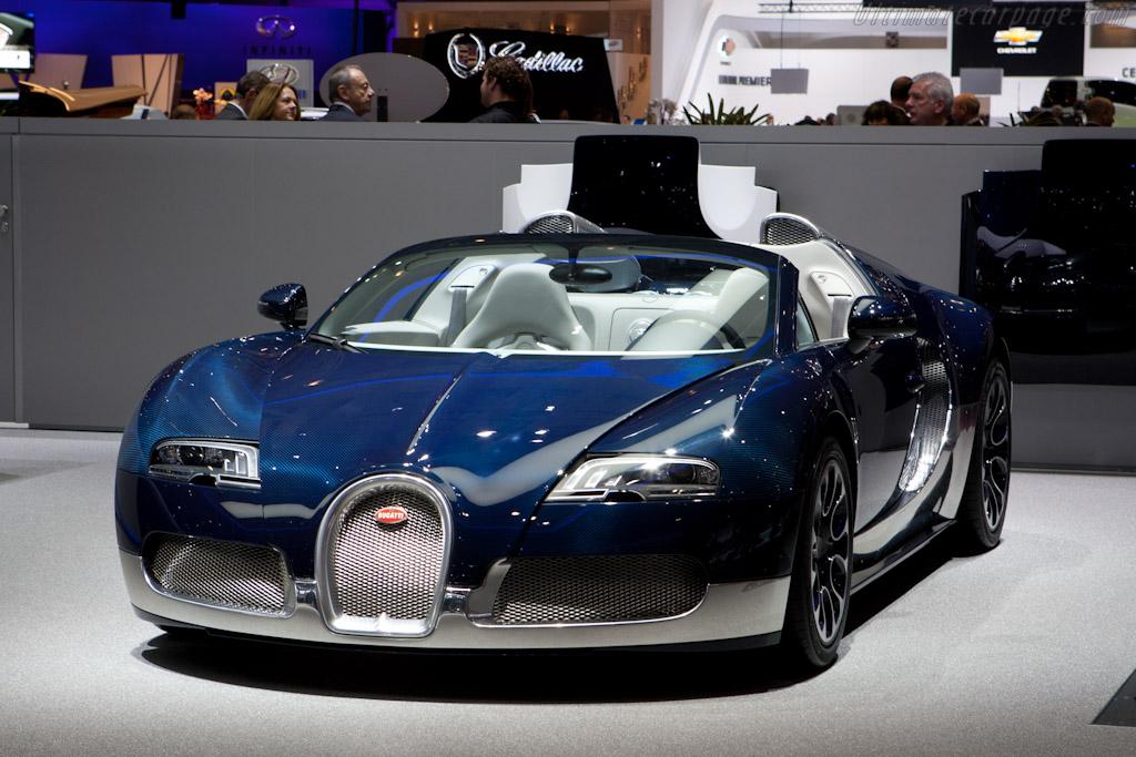 Bugatti Veyron Grand Sport - Chassis: VF9SK25241M795021   - 2011 Geneva International Motor Show