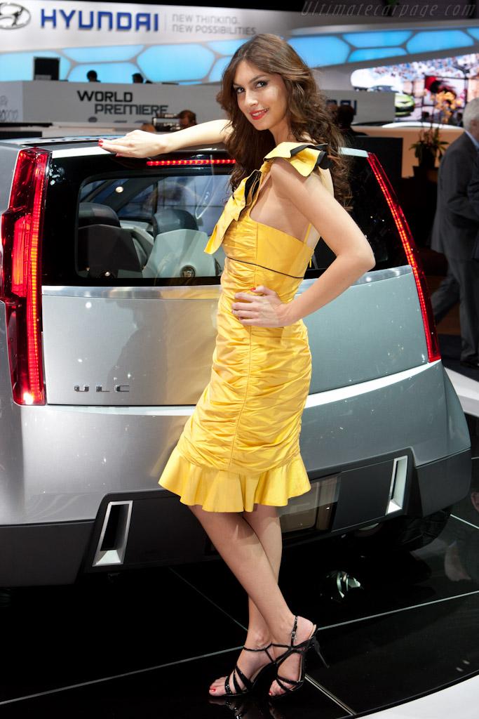 Cadillac ULC Concept   - 2011 Geneva International Motor Show