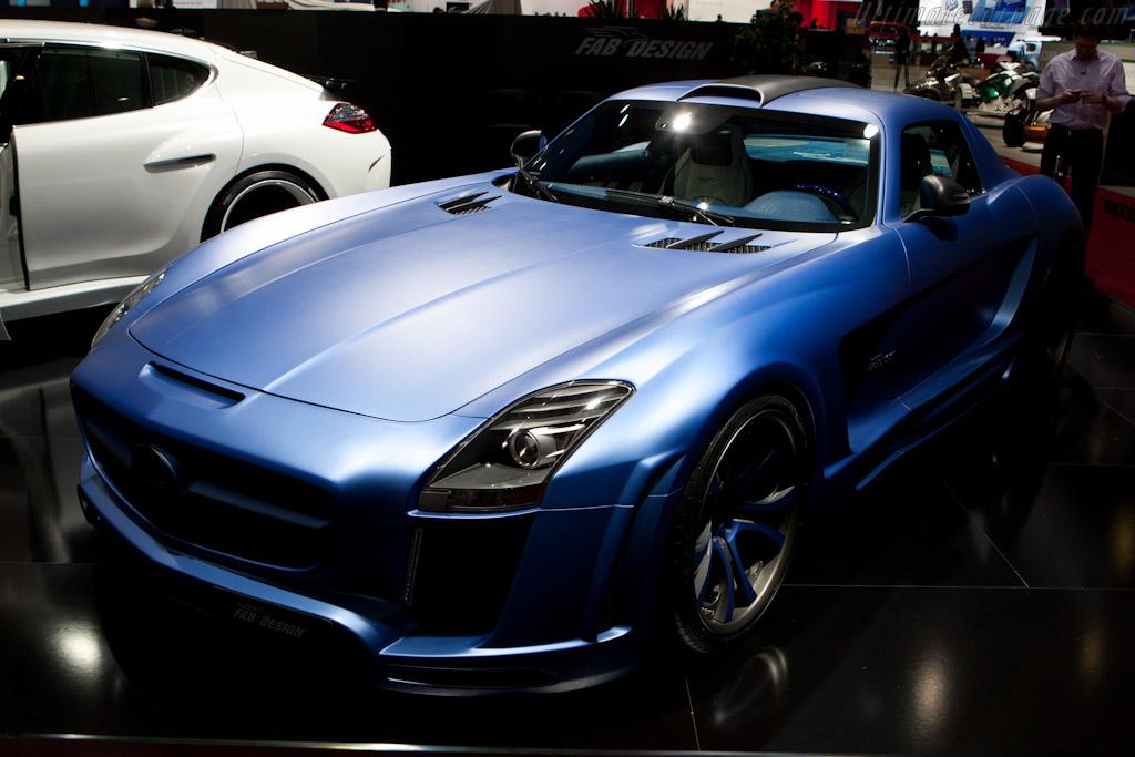 FAB Design SLS    - 2011 Geneva International Motor Show