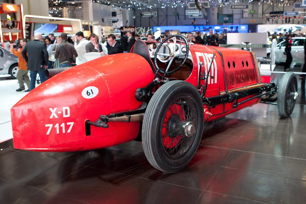 Fiat Mefistofele    - 2011 Geneva International Motor Show