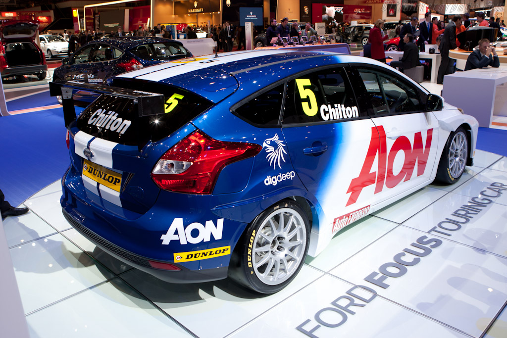 Ford Focus BTCC    - 2011 Geneva International Motor Show