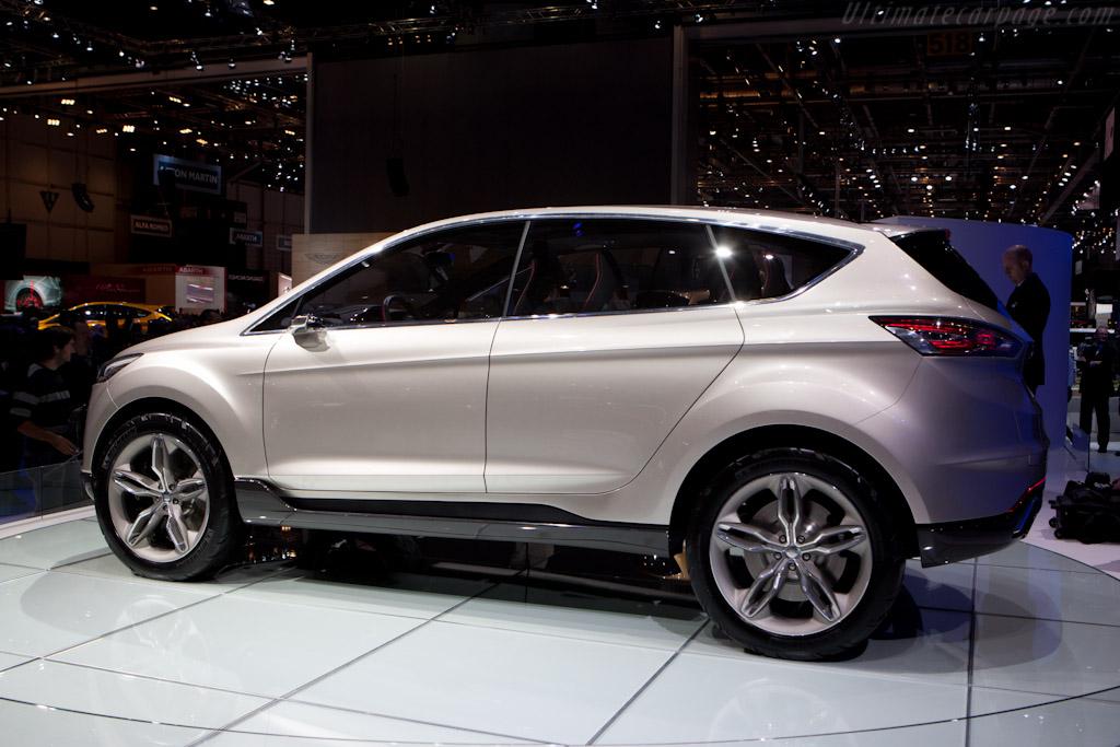 Ford Vertrek Concept    - 2011 Geneva International Motor Show