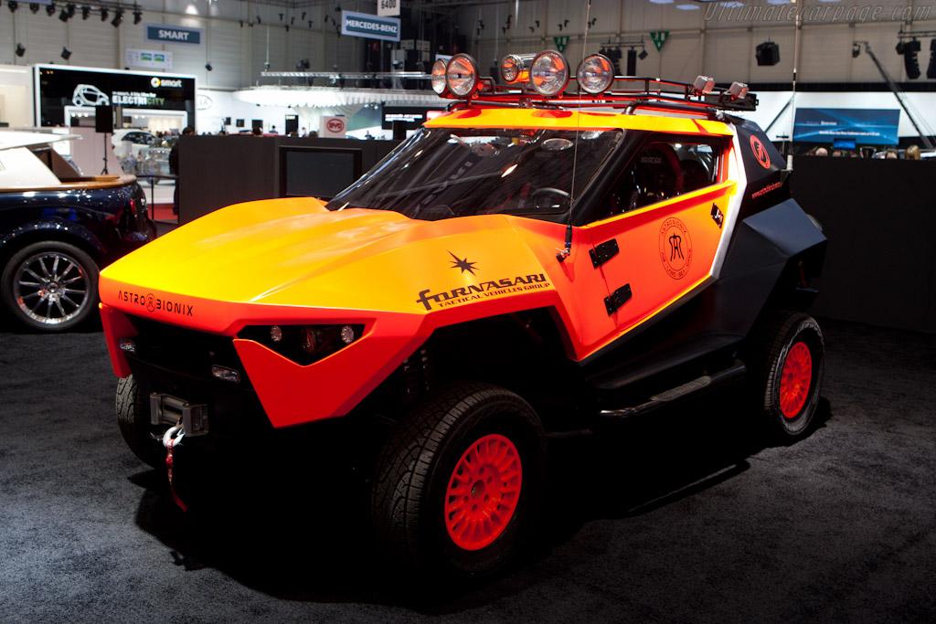 Fornasari    - 2011 Geneva International Motor Show