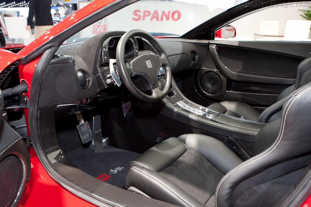 GTA Spano   - 2011 Geneva International Motor Show
