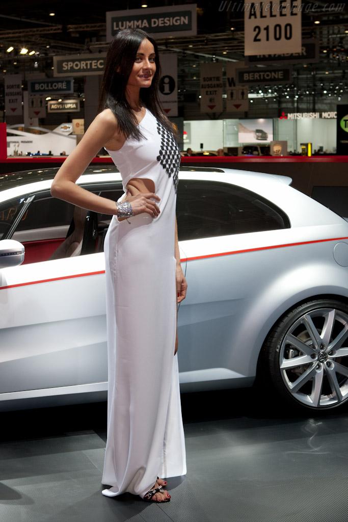 Giugiaro Italdesign   - 2011 Geneva International Motor Show