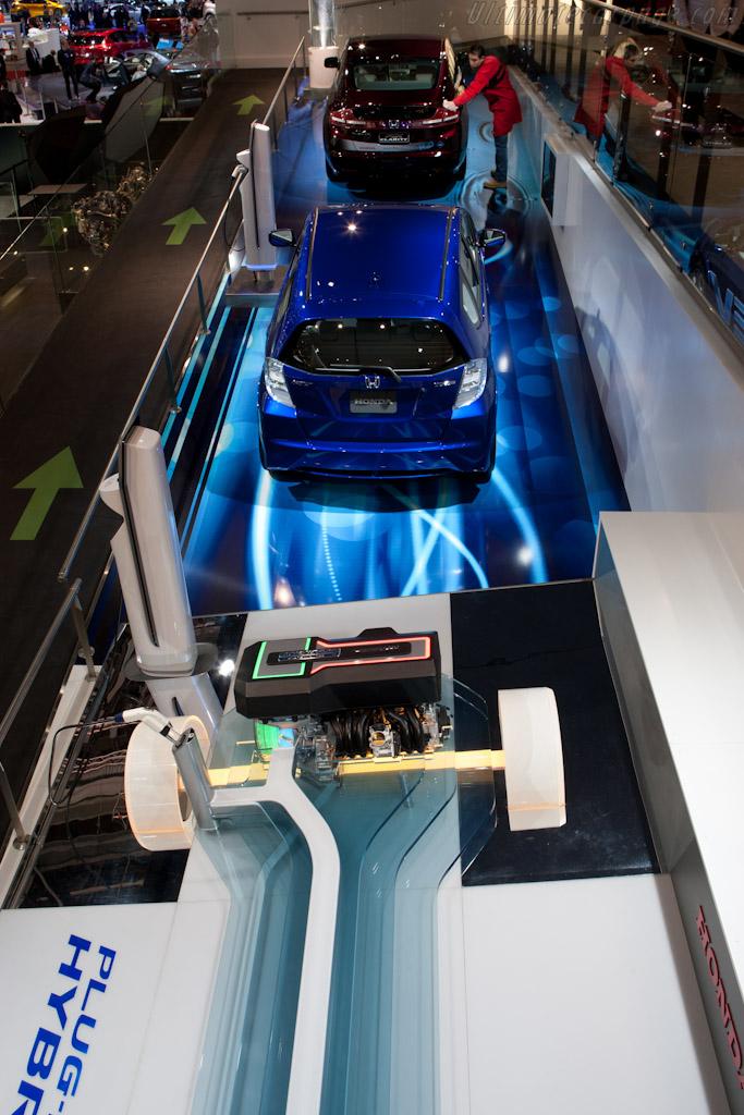Honda    - 2011 Geneva International Motor Show