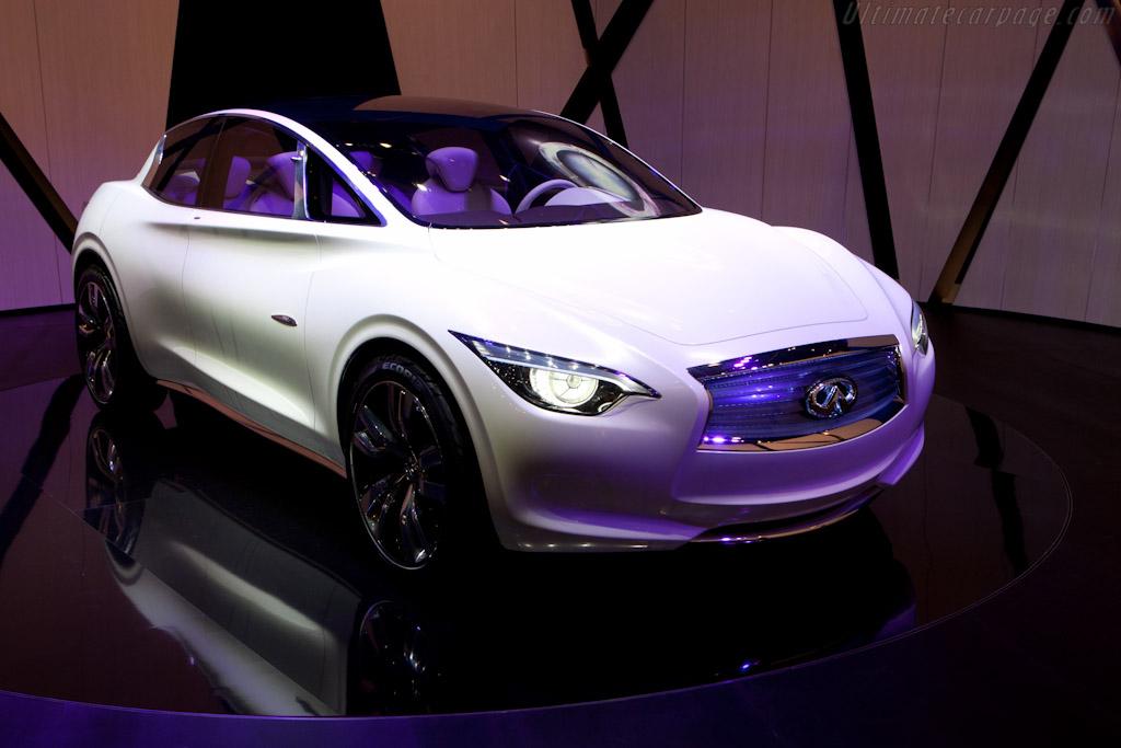 Infiniti Etherea Concept   - 2011 Geneva International Motor Show