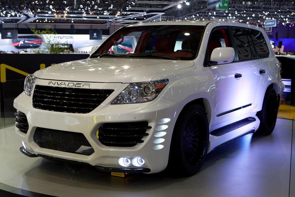 Invader    - 2011 Geneva International Motor Show