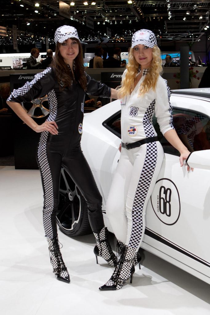 Irmscher    - 2011 Geneva International Motor Show