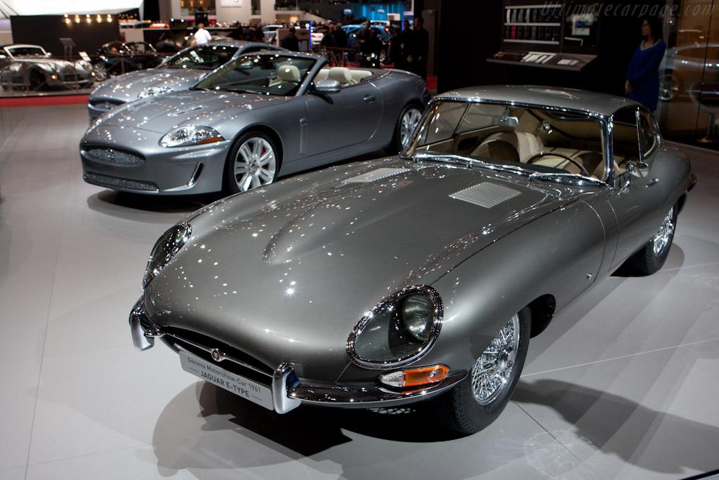 Jaguar E-Type Geneva Show Car   - 2011 Geneva International Motor Show