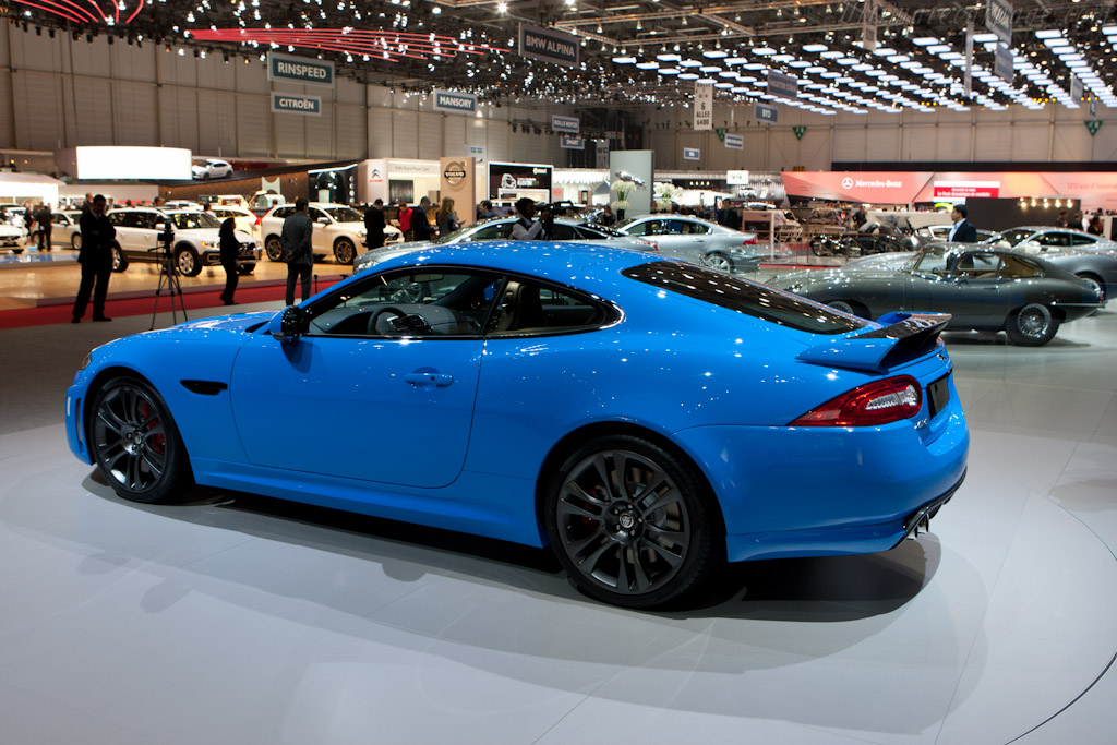 Jaguar XKR-S    - 2011 Geneva International Motor Show