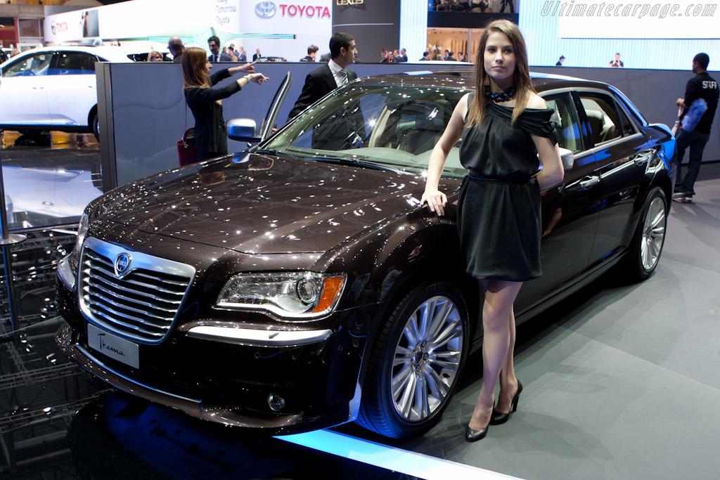 Lancia Thema    - 2011 Geneva International Motor Show