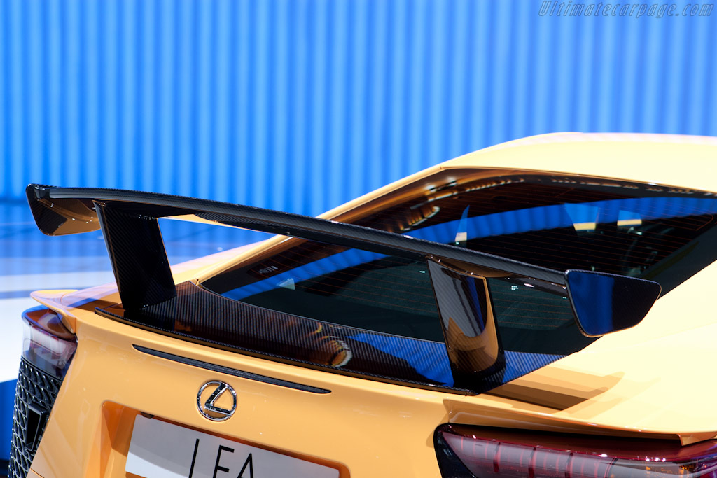 Lexus LF-A Nurburgring    - 2011 Geneva International Motor Show
