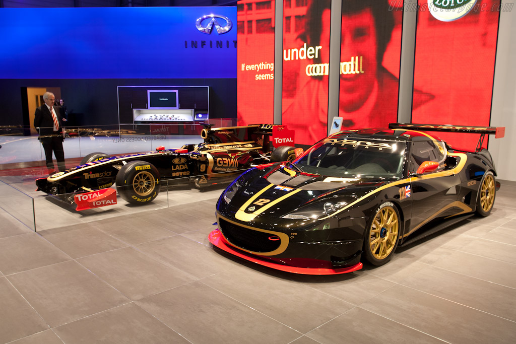 Lotus    - 2011 Geneva International Motor Show