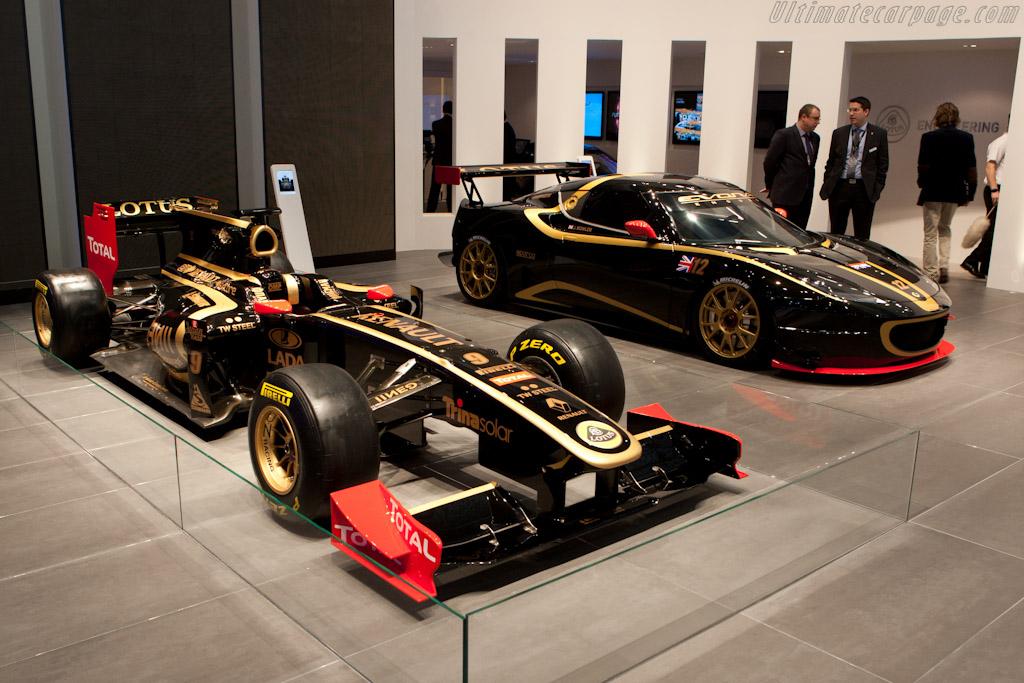 Lotus    - 2011 Geneva International Motor Show
