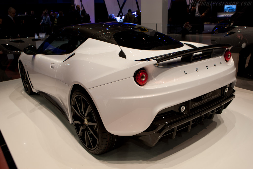 Lotus Evora by Mansory    - 2011 Geneva International Motor Show