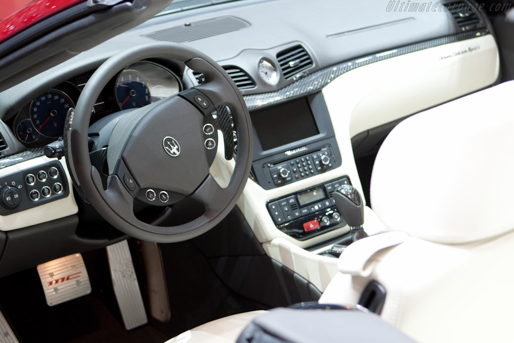 Maserati    - 2011 Geneva International Motor Show