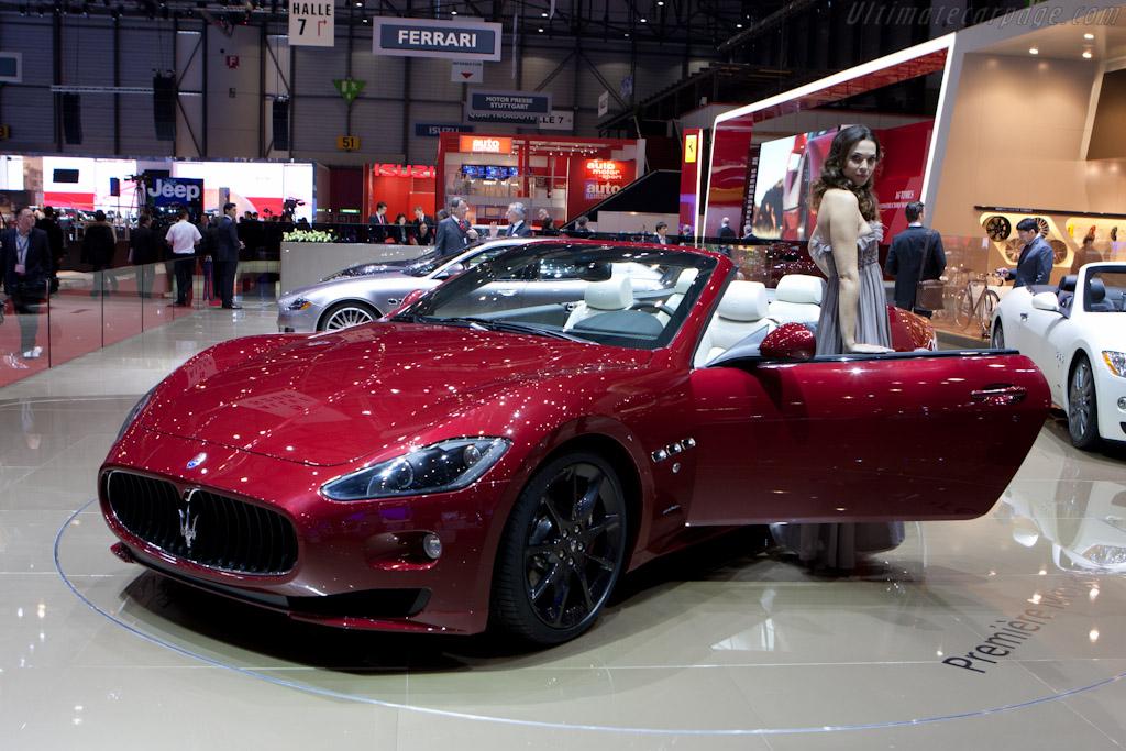Maserati GranCabrio Sport    - 2011 Geneva International Motor Show