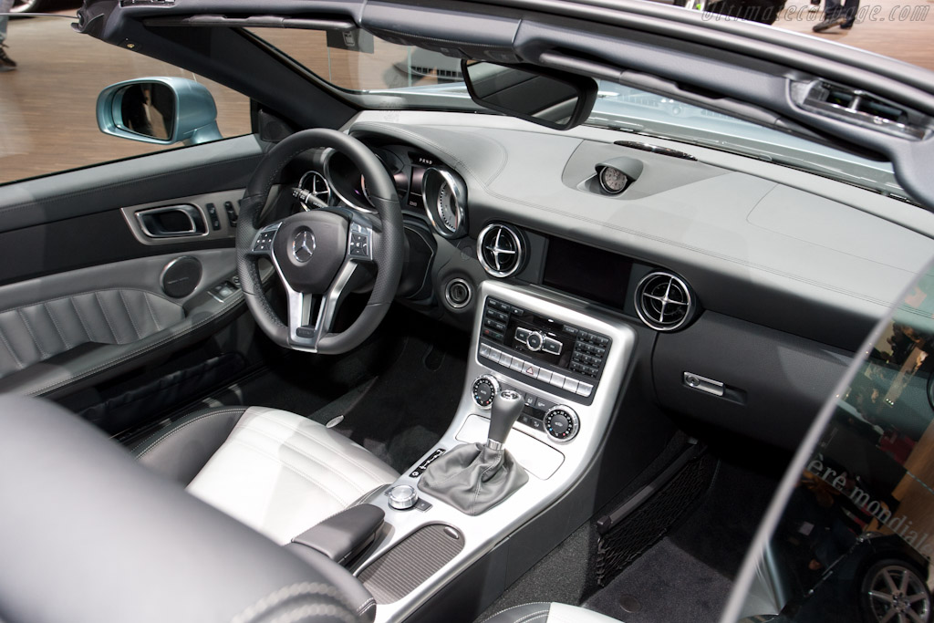 Mercedes-Benz SLK    - 2011 Geneva International Motor Show