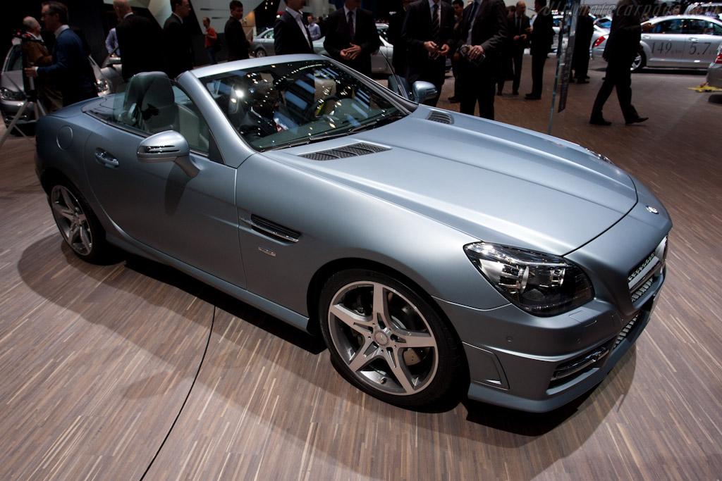 Mercedes-Benz SLK   - 2011 Geneva International Motor Show