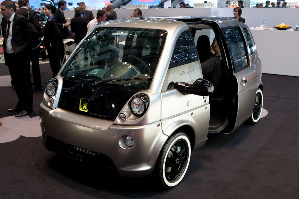 Mia Electric   - 2011 Geneva International Motor Show