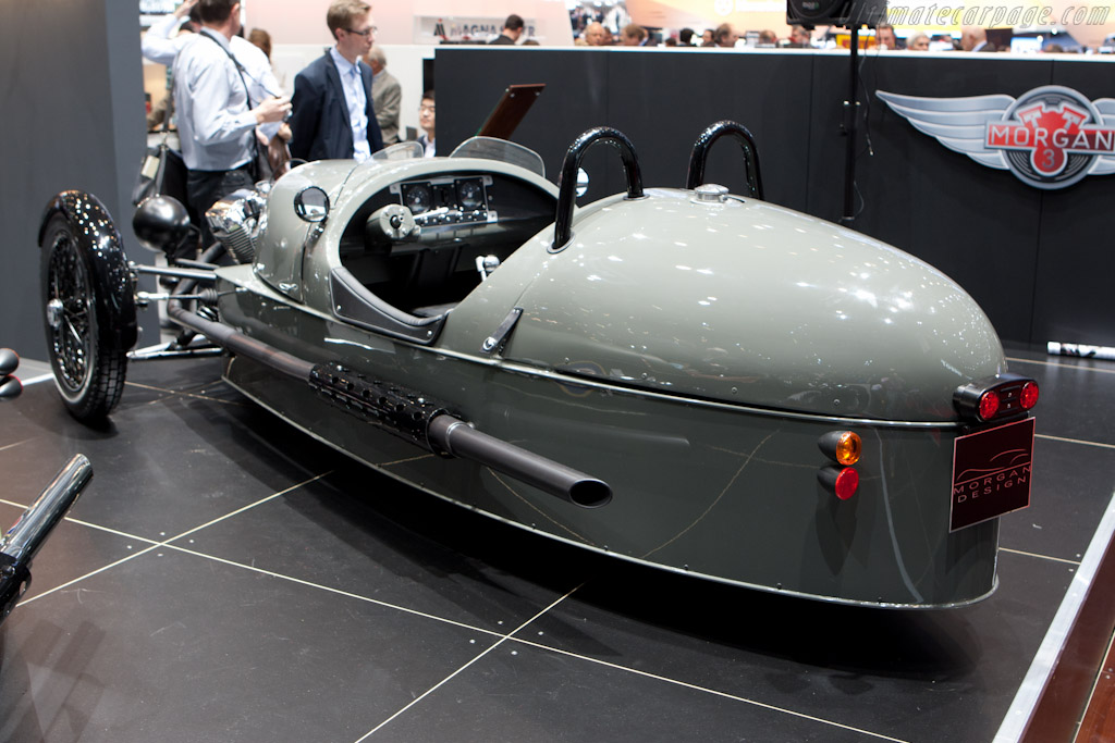 Morgan ThreeWheeler    - 2011 Geneva International Motor Show