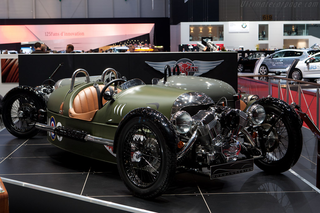 Morgan ThreeWheeler    - 2011 Geneva International Motor Show