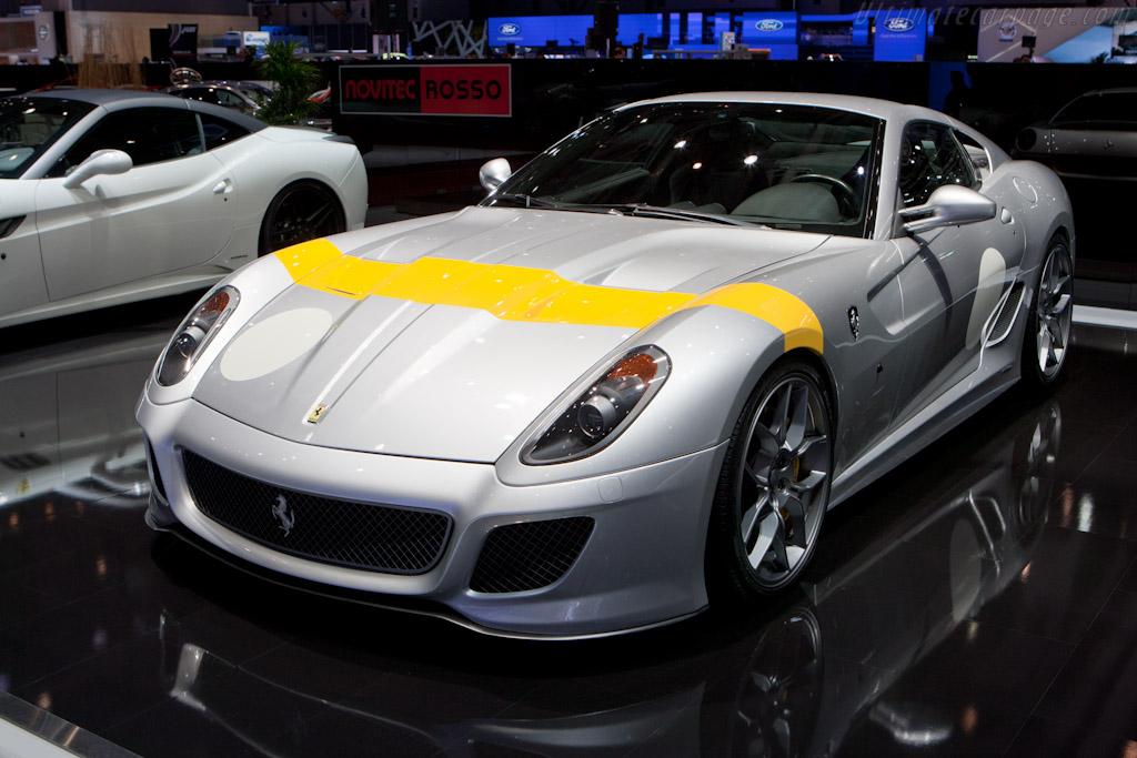Novitech 599 GTO    - 2011 Geneva International Motor Show