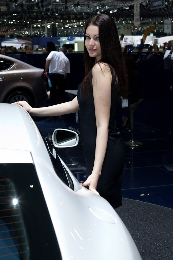 Pininfarina    - 2011 Geneva International Motor Show