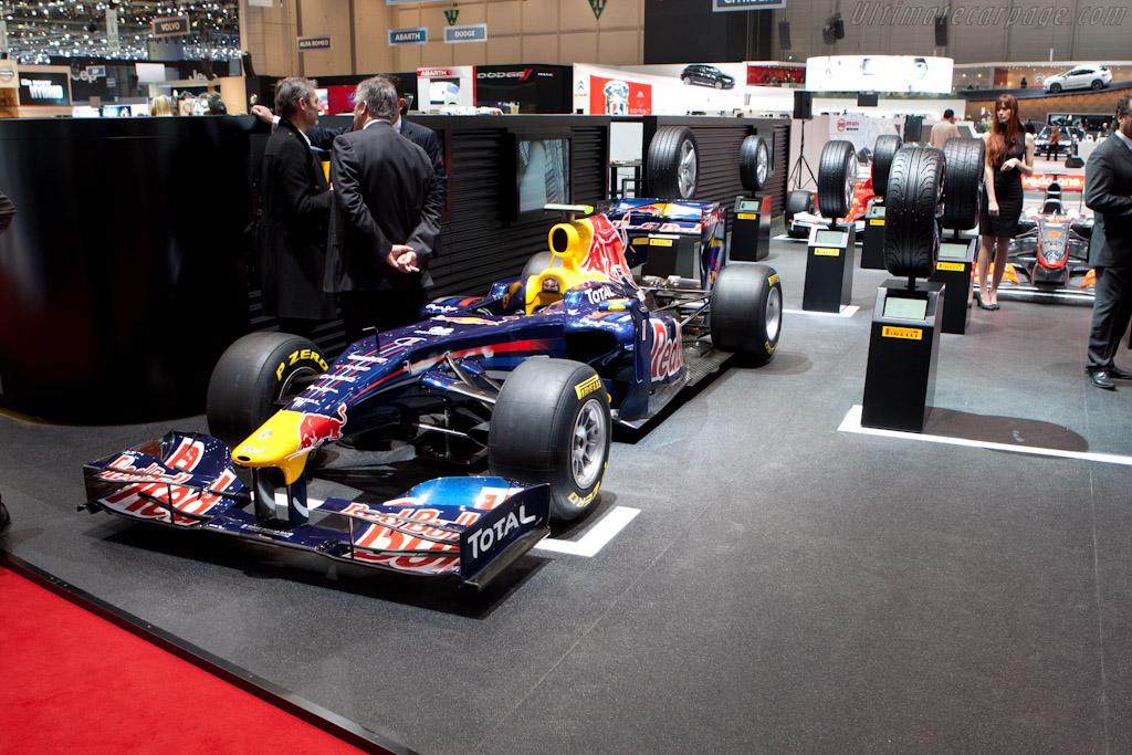 Pirelli    - 2011 Geneva International Motor Show