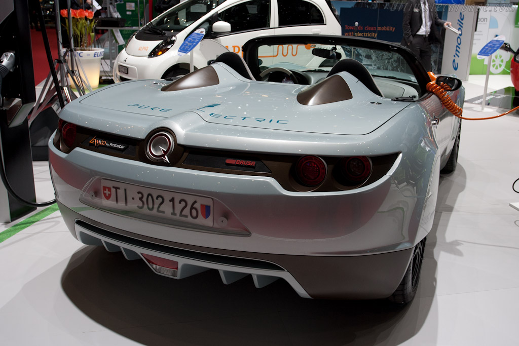 Protoscar    - 2011 Geneva International Motor Show