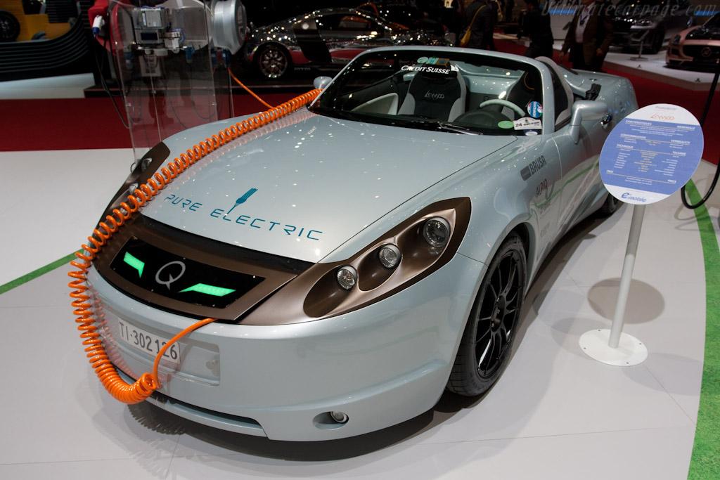 Protoscar    - 2011 Geneva International Motor Show