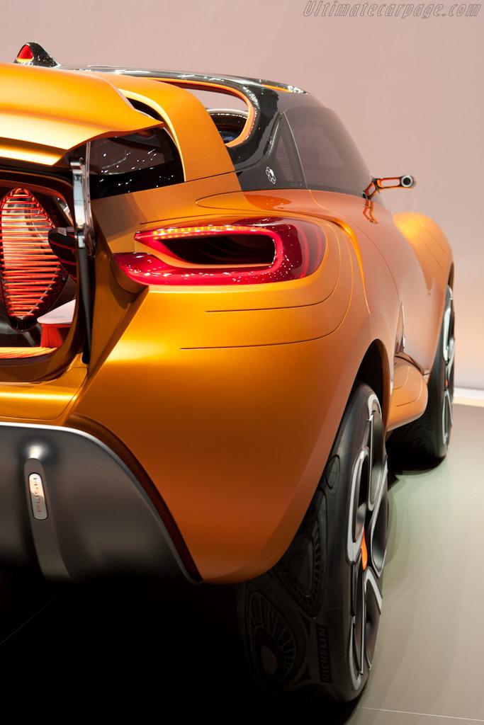 Renault Captur Concept   - 2011 Geneva International Motor Show