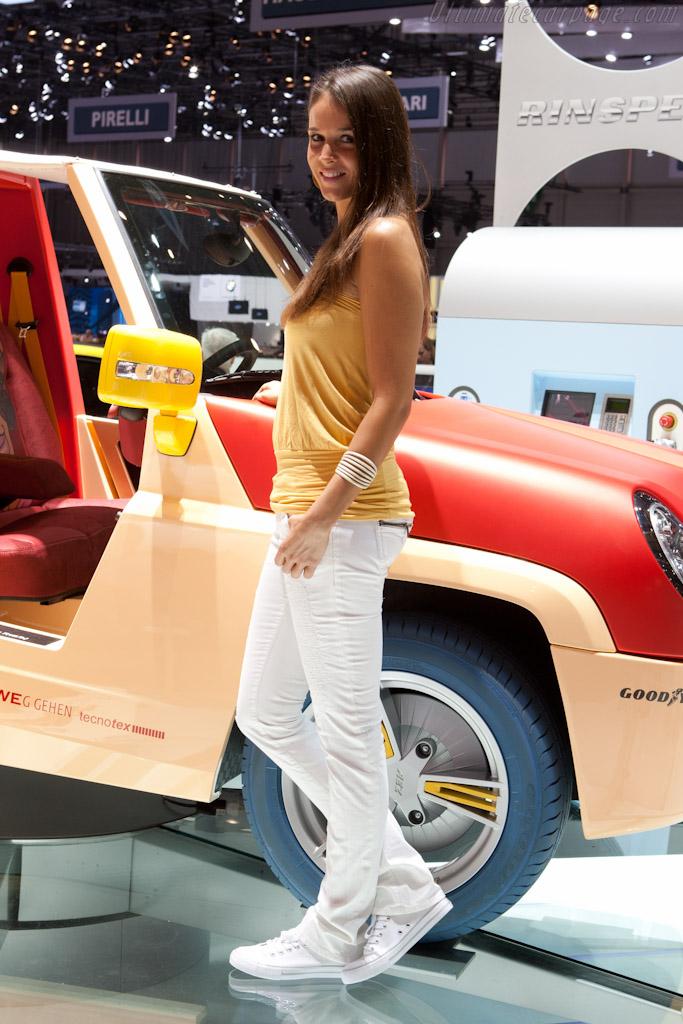 Rinspeed    - 2011 Geneva International Motor Show