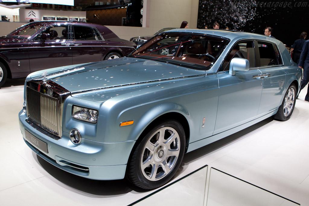 Rolls-Royce 102EX   - 2011 Geneva International Motor Show