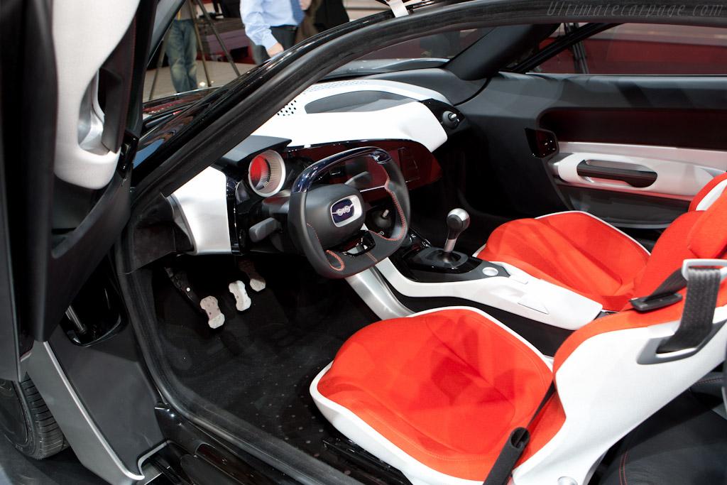 Saab Phoenix Concept    - 2011 Geneva International Motor Show