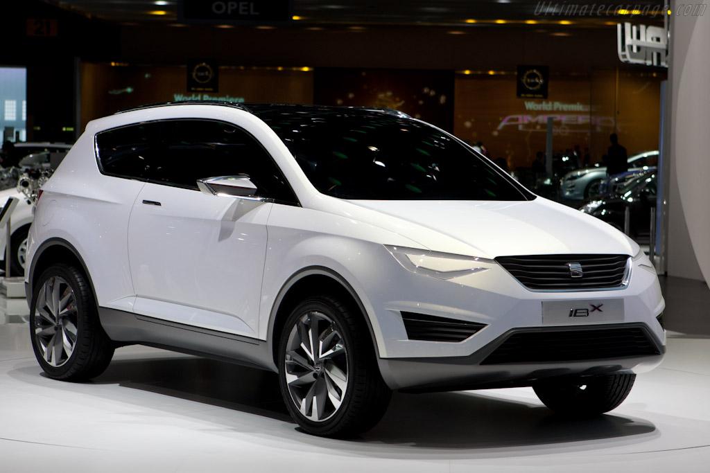 Seat IBX Concept    - 2011 Geneva International Motor Show